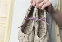 Crafty :: Knit Slipper Obsession
