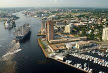 Portsmouth, VA / Portsmouth, VA one of Hampton Roads Seven cities