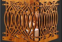 Frank Lloyd Wright Indoor Decor
