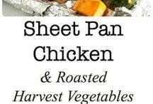 pan chicken