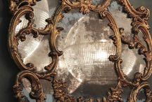 Ayna - çerçeve