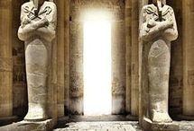 egyptian architettura