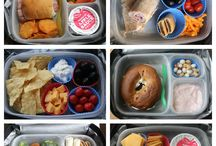 Pack a Lunch Like a Boss! / Lunch, snacks, food-on-the-go. Ideas on how to pack a lunch that will help you power through the day!