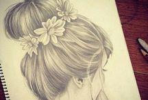Dívčí účesy