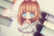 cute...V●ᴥ●V