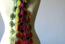 Crochet -- Scarves / by Susan Hodges