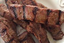 Steak Marinades