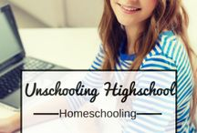 Unschooling the Teenager