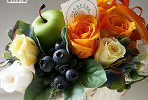 **hananiwa** fleurs