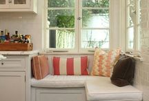 Window Seats / I really want a window seat in my next house