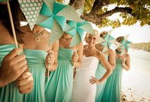 Pinwheels Wedding