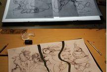 арт процесс