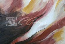C.Canty Studio' Abstract Paintings / Abstract paintings by Cindy P. Canty, fine art portrait photographer and artist of C.Canty Studios