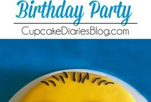 Coop turns 1 / by Courtney Delhoste