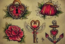 Old school tattoos / by DLG Tattoo