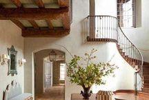 My Italian villa decor and design