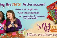 Artterro Coupon Codes & Specials / Don't miss out on special promotions at Artterro.com and other great online shops we love! / by Artterro Eco Art Kits