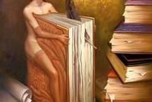 libros / by Estefanía Baeza