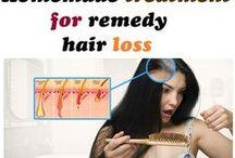 resep rambut rontok