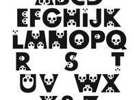 Alphabet / For spelling stuff