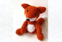 Crochet: Toys / by Joyce Warren