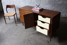 Mid Century Modern / Everything Modern, I love great design and the simplicity of the styles.  / by Design It Vintage