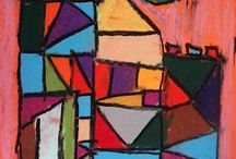 Paul Klee and kids art projects