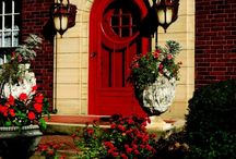 Make an Entrance / by JRL Interiors