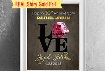 Anniversary gift ideas