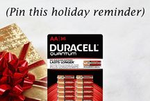 Holiday Magic With Duracell Quantum