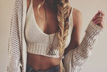 hippie chic knits