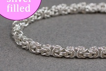 Chain Maille - Bracelets / by Sherry Fox
