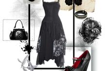 Polyvore madness / Sets and collections from polyvore