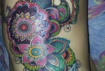 Tattoo Ideas / So many tattoos, so little skin! / by Stephanie Viele IC