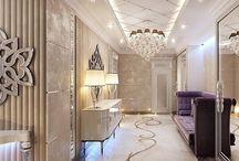 Antre & hallway