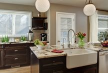 kitchen / by Allee Dulaney
