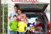 Car / Keeping the car clean and organized. At least until the kids get in. / by Amy Wilson