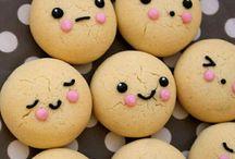 Anime cookies & Cakes