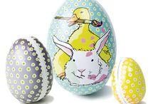 Ostern / Geschenkverpackungen und Geschenkideen zu Ostern
