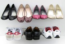 Wired Shoe Rack by HeadSprung!