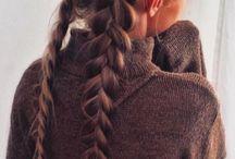 Örgülü saç stilleri