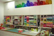 Craft Room Inspiration.