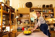 Artisans / Artists, crafts people, artists, tradespeople we admire