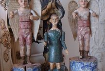 Capipota / Cage doll, santos, imagen de vestir
