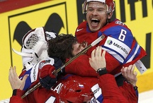 Russia won the ice hockey world championship