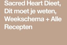 Secret heart dieet