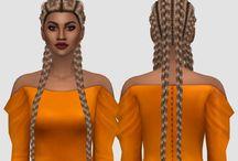 Sims 4 frisuren