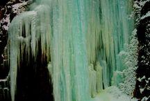 Nature / Icy Landscapes / by Jesska Jones