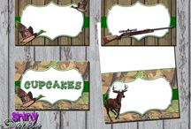 Fishing/Hunting Themed Parties