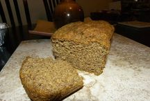 Low carb bread / by Mary Jo Hamilton